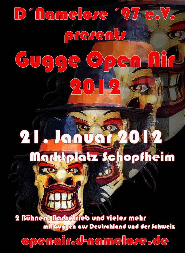 Gugge Open Air 2012