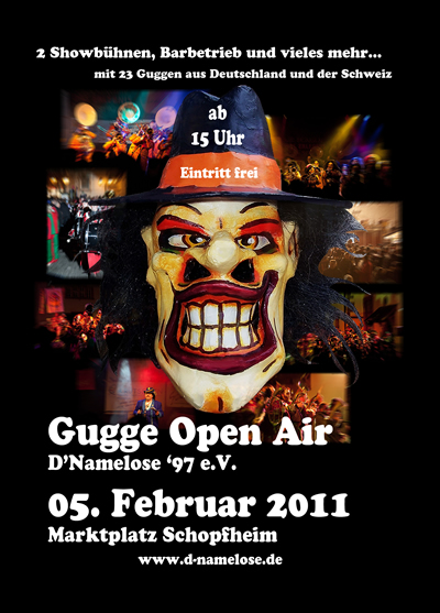Gugge Open Air 2011
